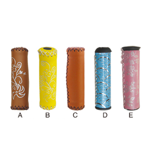 pusai bicycle leather grip