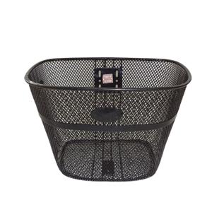 pusai bicycle steel mesh basket