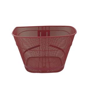 Color steel wire mesh basket