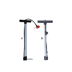 pusai bicycle metal pump
